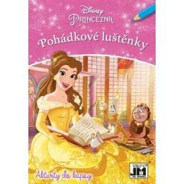 Princezna: Pohádkové luštěnky - Aktivity do kapsy
