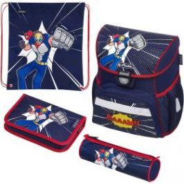 Školní taška Loop - Comic - vybavená