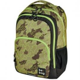 Školní batoh be.bag 4 - Camouflage