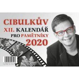 Cibulkův kalendář pro pamětníky 2020 - Aleš Cibulka
