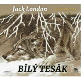 Bílý tesák - Jack London - audiokniha
