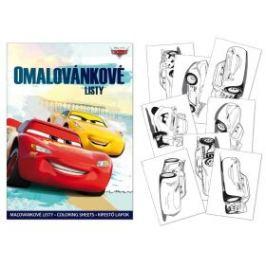 Omalovánky MFP A4 Disney (Cars)