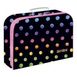 Kufřík lamino 34 cm Oxy Dots colors