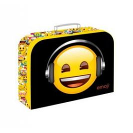 Kufřík lamino 34 cm Emoji