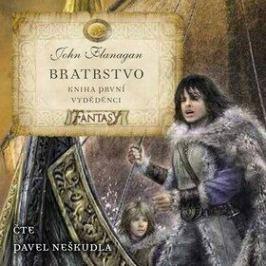 Bratrstvo 1 - Vyděděnci - John Flanagan - audiokniha