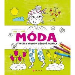 Otoč a změň: MÓDA - Vytvoř a vybarvi úžasné modely