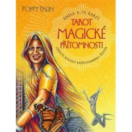 Tarot magické přítomnosti - Palin Poppy