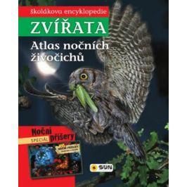 Zvířata - Atlas nočních živočichů