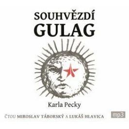 Souhvězdí gulag Karla Pecky - Karel Pecka - audiokniha