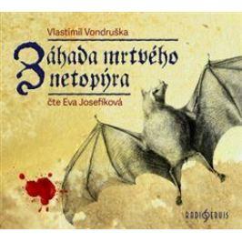 Fiorella a záhada mrtvého netopýra - Vlastimil Vondruška - audiokniha