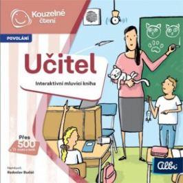 Kouzelné čtení - Minikniha povolání - Učitel