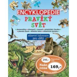 Encyklopedie pravěký svět - Zábavné informace pro děti