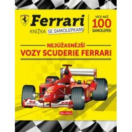 Ferrari - vozy Scuderie
