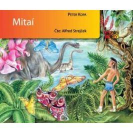 Mitaí - Peter Kopa - audiokniha