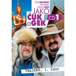 Jako Čuk a Gek 1 - Petr Novotný, František Ringo Čech - audiokniha