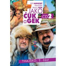 Jako Čuk a Gek 2 - Petr Novotný, František Ringo Čech - audiokniha