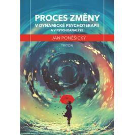 Proces změny v dynamické psychoterapii a psychoanalýze - Jan Poněšický
