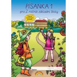 Písanka 1 pro 2. ročník základní školy - Lenka Andrýsková
