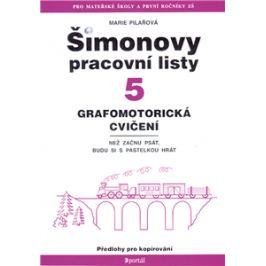 ŠPL 5 - Grafomotorická cvičení - Marie Pilařová