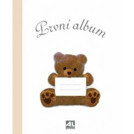 První album našeho děťátka