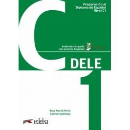 Preparación DELE C1 Libro + audio descargable