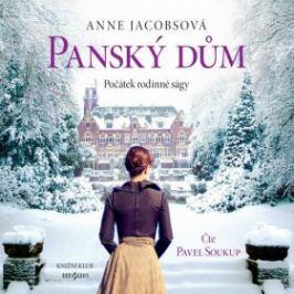 Panský dům - Anne Jacobsová - audiokniha