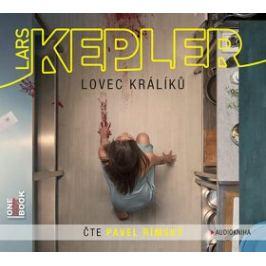 Lovec králíků - Lars Kepler - audiokniha