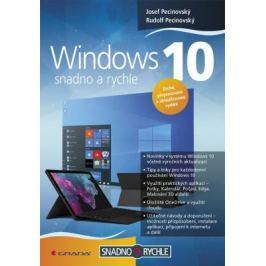 Windows 10 - Snadno a rychle - Josef Pecinovský, Rudolf Pecinovský