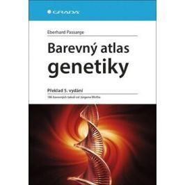 Barevný atlas genetiky - Passarge Eberhard