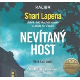 Nevítaný host - Shari Lapena - audiokniha