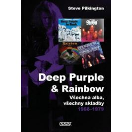 Deep Purple & Rainbow - Steve Pilkington