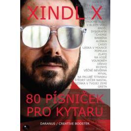 80 písniček pro kytaru - Xindl X