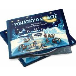 Pohádky o Kometě - CD (Vypráví Miroslav Donutil) - audiokniha