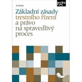 Základní zásady trestního řízení a právo na spravedlivý proces - Jiří Mulák