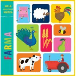 Malá obrázková knížka Farma - Cartwright Amy