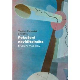 Pokušení neviditelného - Vladimír Papoušek