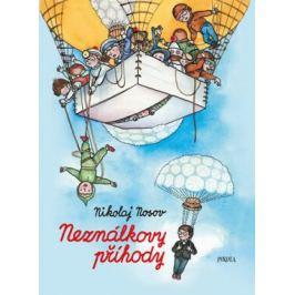 Neználkovy příhody - Nikolaj Nosov