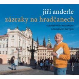 Zázraky na Hradčanech - Jiří Anderle - audiokniha