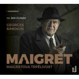Maigretova trpělivost - Georges Simenon - audiokniha
