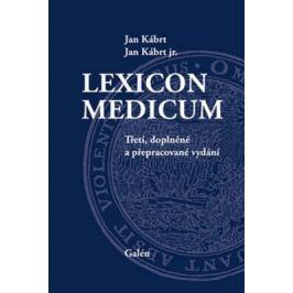 Lexicon medicum - Jan Kábrt, Jan Kábrt jr.
