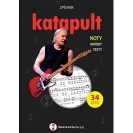 Zpěvník Katapult - Noty, akordy, texty - Katapult