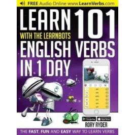 Learn with the LearnBots 101 - English verbs