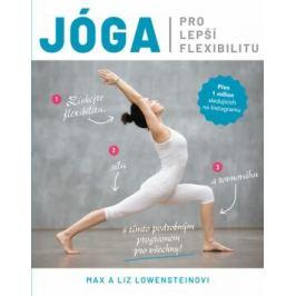 Jóga pro lepší flexibilitu - Max Lowenstein, Kongová Liz