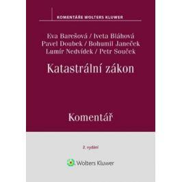 Katastrální zákon (č. 256/2013 Sb.). Komentář - Eva Barešová, Iveta Bláhová