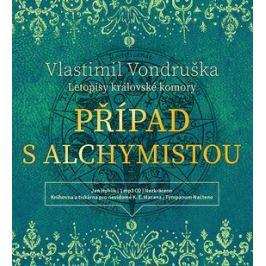 Případ s alchymistou - Vlastimil Vondruška - audiokniha