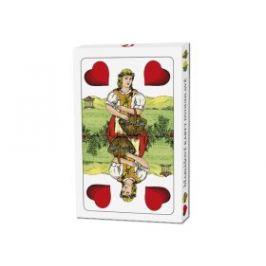 Dvouhlavé mariášové karty