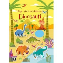 Dinosauři - Moje první samolepkování