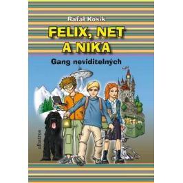 Felix, Net a Nika. Gang neviditelných - Kosik Rafal