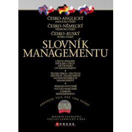 Kupte nyní všechny 3 slovníky managementu a ušetřete! - Mojmír Vavrečka, Václav Lednický