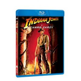 Indiana Jones a Chrám zkázy - Blu-ray